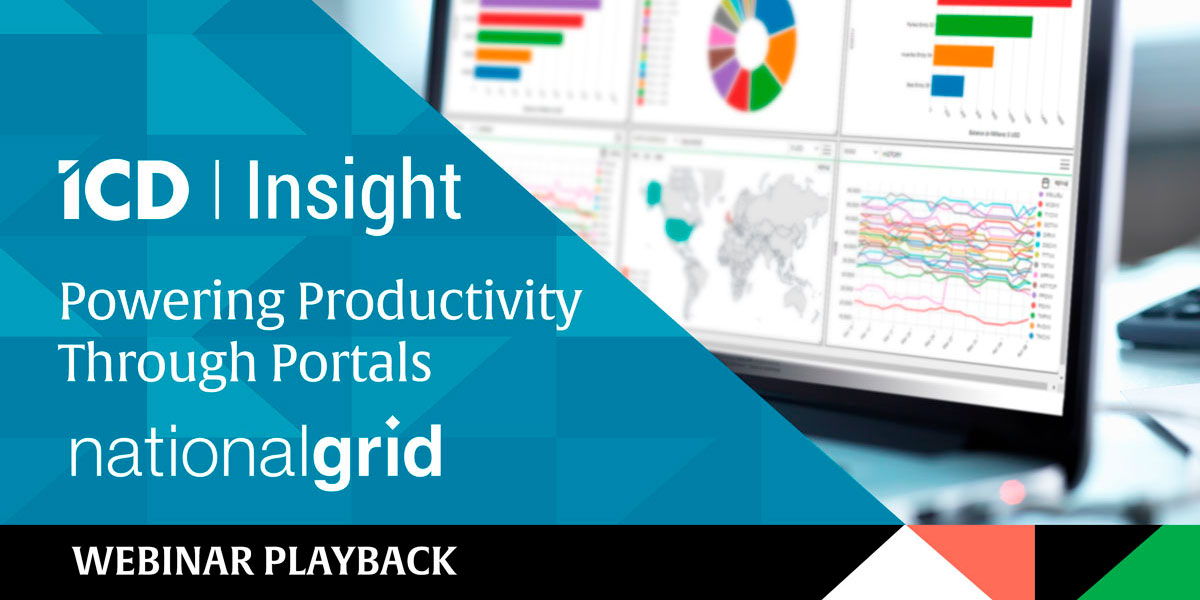 ICD Insight: Powering Productivity Through Portals – Playback