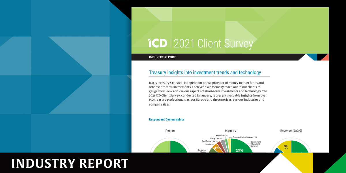 The 2021 ICD Client Survey