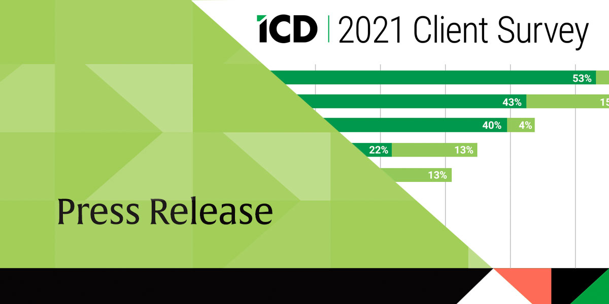 ICD Survey Reveals Treasury Trends in Cash Investments, Technology in 2021