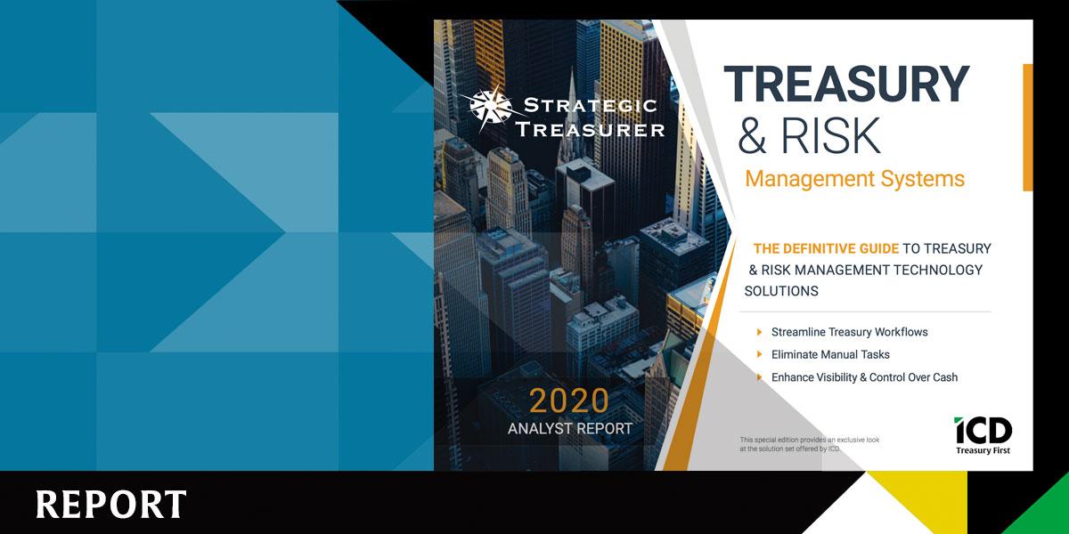 Strategic Treasurer 2020 Analyst Report